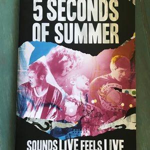 Sounds Live Feels Live Tour Book